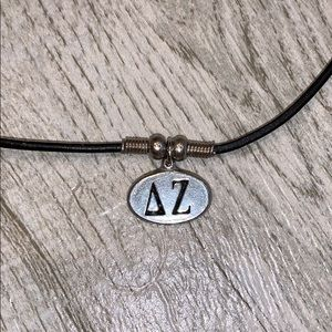 "🐢Delta Zeta🐢 17"" Charm Necklace"